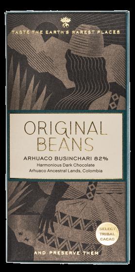 Arhuaco Businchari 82% - 70g