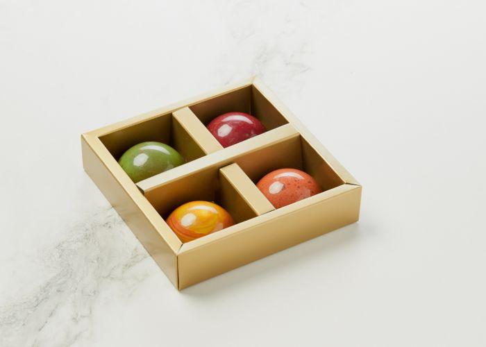 Flødeboller Gaveæske S2 Mark Hermann Chocolate