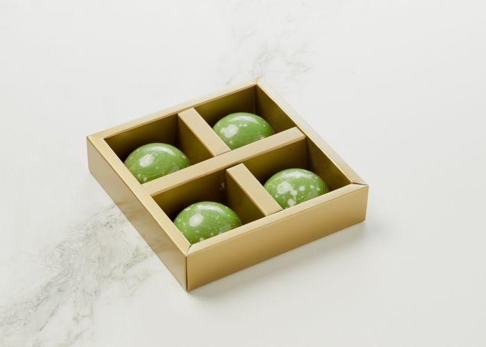 Skovmærkeflødeboller Gaveæske