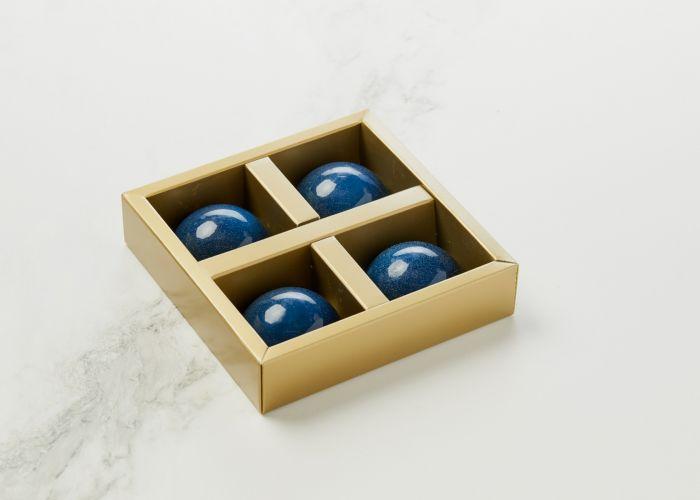 Vaniljeflødeboller Gaveæske