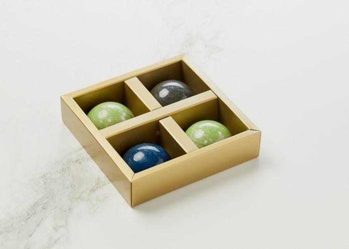 Mark Hermann Chocolate Skovmærkeflødeboller Lakridsflødebolle Vaniljeflødebolle