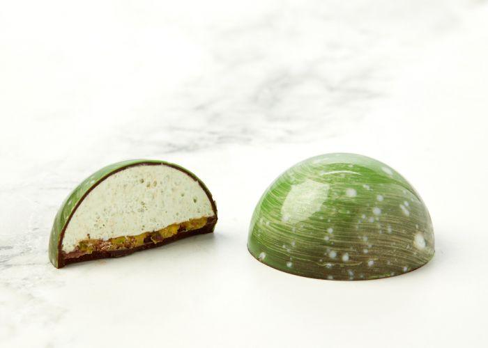 Skovmærkeflødebolle