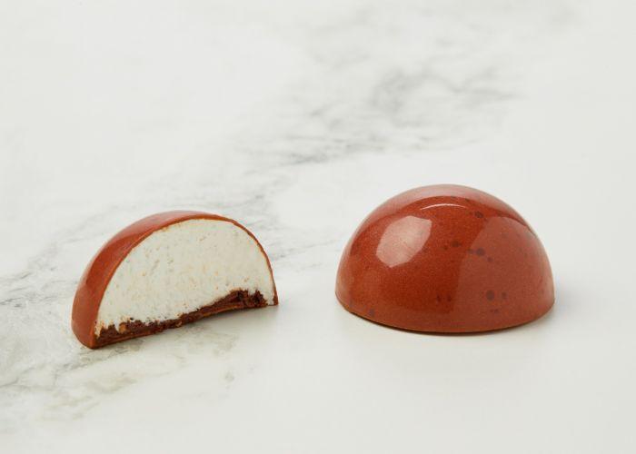 Karamelflødebolle