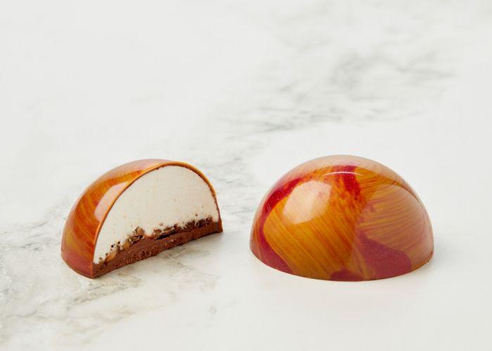 Æbleflødebolle