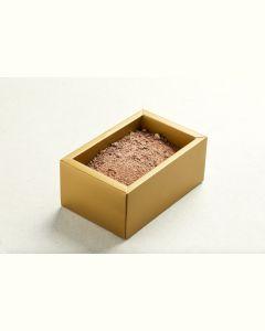 Varm chokoladegranulat (EU organic)