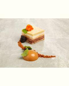 Dessertæske 2 personer - Passionsfrugt/hasselnød (EU organic)