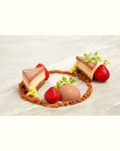 Dessertæske 2 personer - Chokolade (EU organic)
