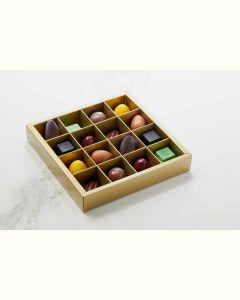 Fyldte Chokolader 16stk - Æske S5