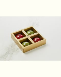 Mark Hermann Chocolate Pæreflødeboller Hindbærflødeboller
