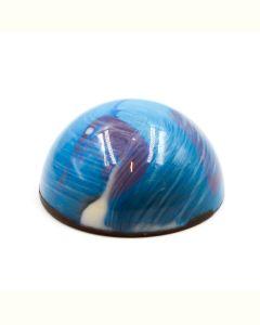 Blåbærflødebolle