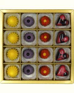 Fyldte Chokolader 16 stk - Æske 2