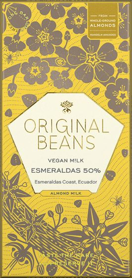 Esmeraldas Vegan M!lk 50% - (EU organic) - 70G
